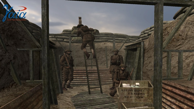 WW1 Trenches VR screenshot-4