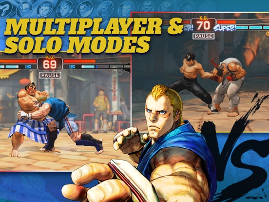 Игра Street Fighter IV CE