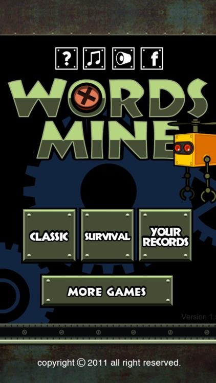 Words Mine