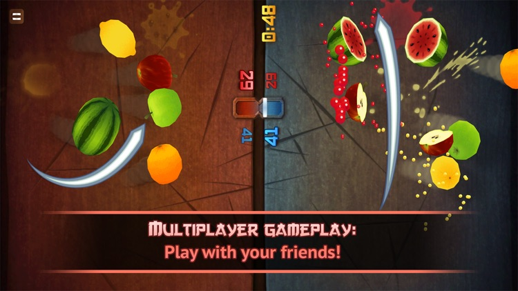 Fruit Ninja Classic screenshot-3