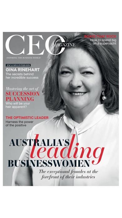 The CEO Magazine.-0