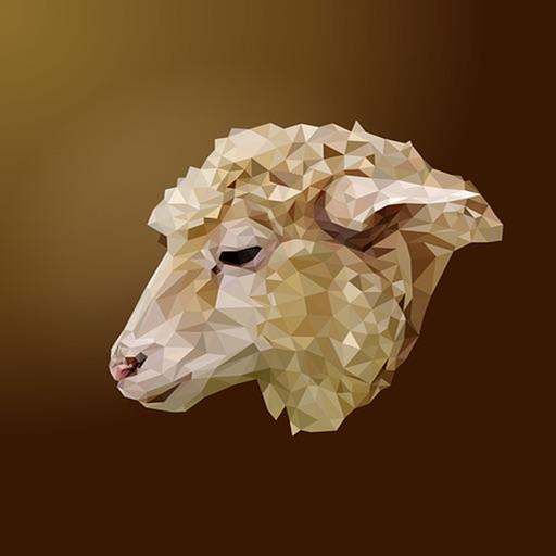 Sheep Stickers - Sid Y