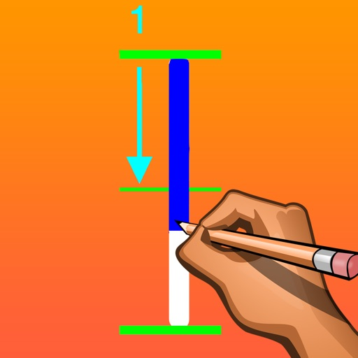 Trace Letters, Numbers&Junior iOS App