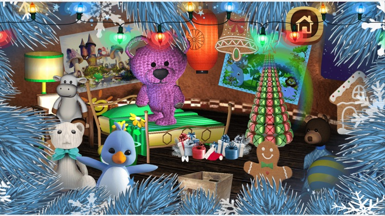 Nighty Night Kids - Winter screenshot-5