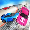 Car Bumper.io - Battle on Roof