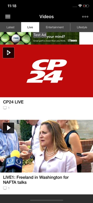 CP24 GO on the App Store