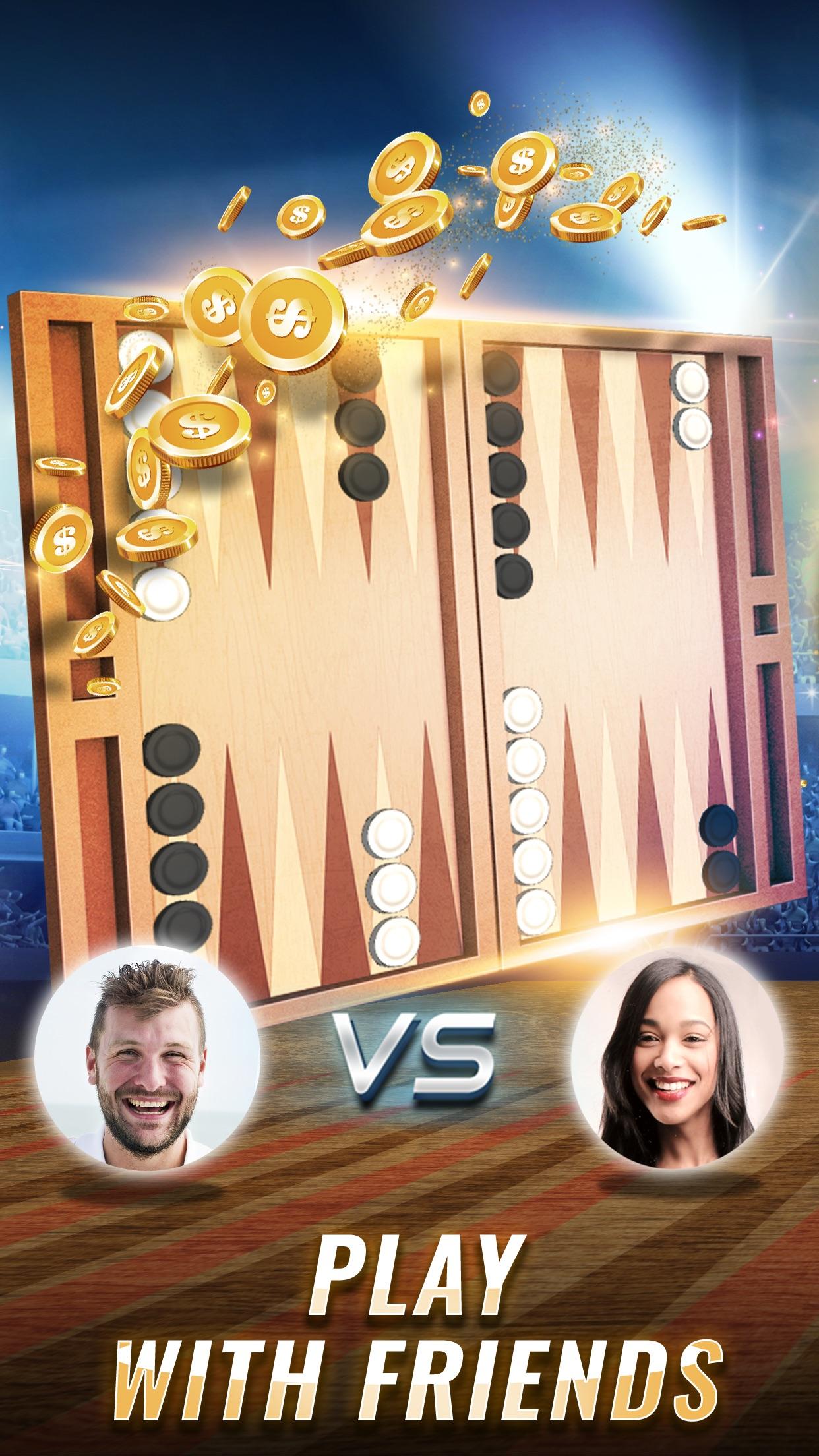 Backgammon - Lord of the Board Screenshot