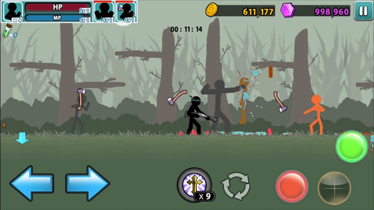 Anger of Stick 5 screenshot-4