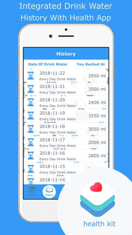 Drink Water Track-Reminder Pro