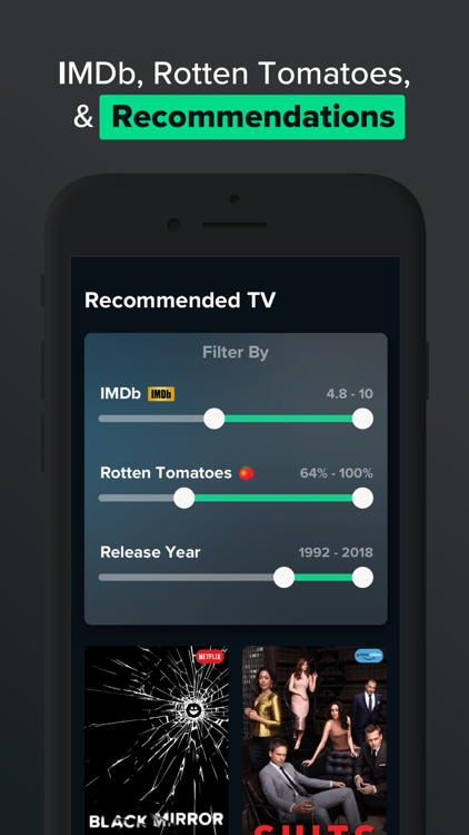 Reelgood - Streaming Guide screenshot-4