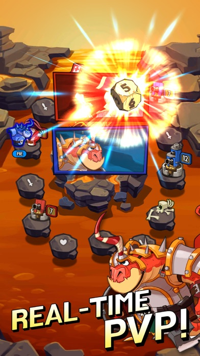 Dice Brawl: Captain's League screenshot 2
