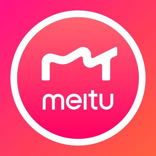 Meitu-美顔自撮り おもしろ加工 写真編集機能