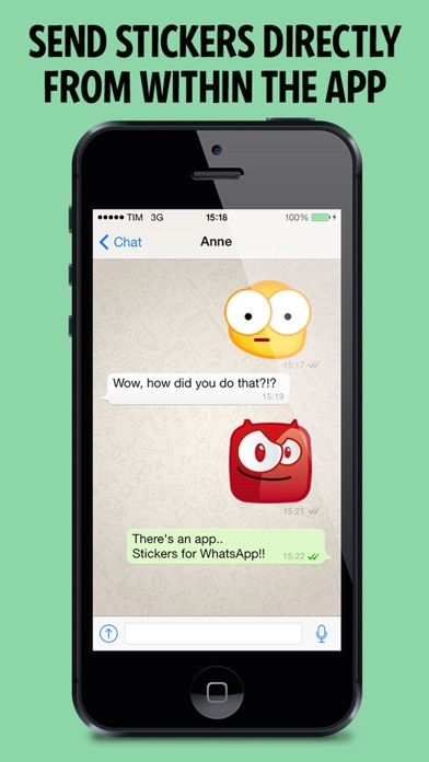 download Stickers for WhatsApp! apps 4