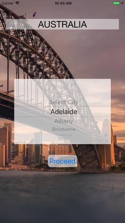 Travel Guide Australia