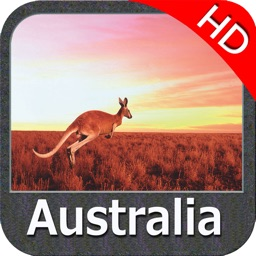 Australia Nautical Charts HD
