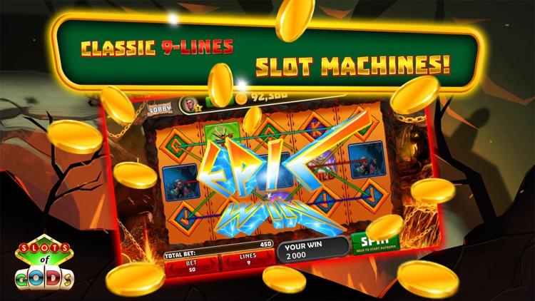 Slots of Gods screenshot-5