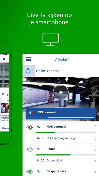 KPN iTV voor iPhone screenshot-2