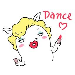 Dancing Marilyn Bunny