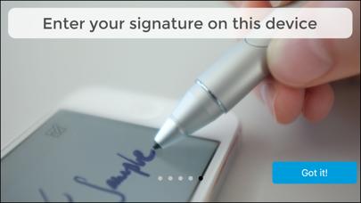 Sign2Phone screenshot three