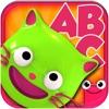 子供用アルファベットの学習-EduKitty ABC