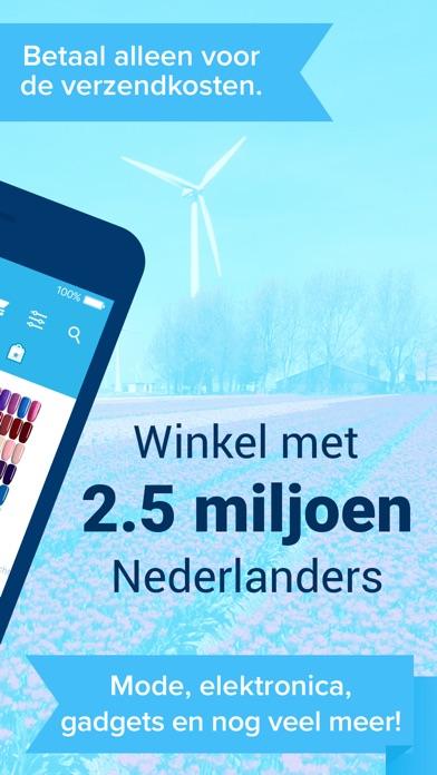 Screenshot for Wish - Shoppen op een leuke ma in Netherlands App Store
