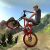 山地自行车模拟器: 自由式 BMX 游戏 3D