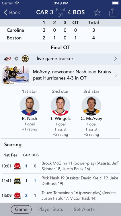 Sports Scores & Alerts screenshot-6