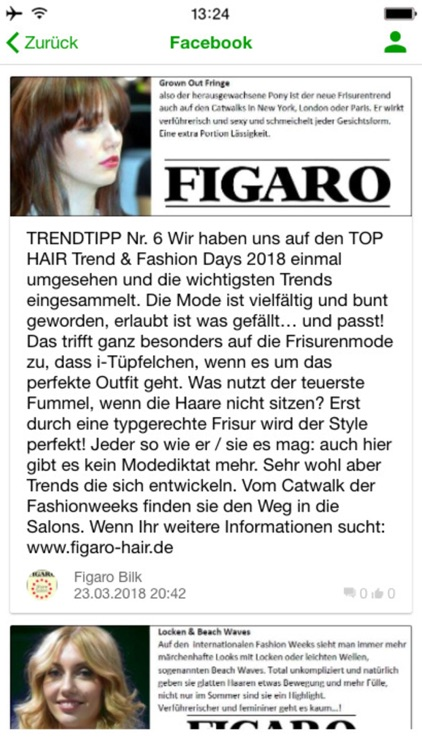 Figaro Hair screenshot-5