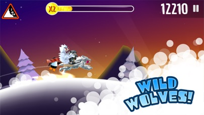Ski Safari Screenshot 2