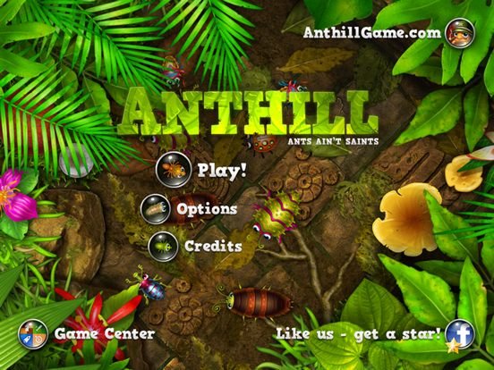 Скачать игру Anthill