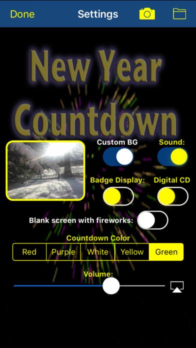New Year Countdown screenshot three