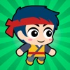 Super Ninja Boy Run Premium