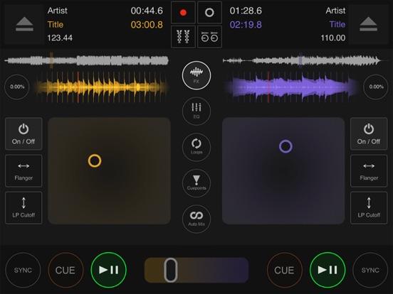 DJ DEX - The DJ Mixing App screenshot three