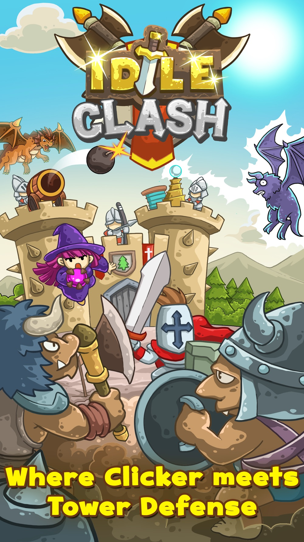 Idle Clash – Frontier Defender Cheat Codes