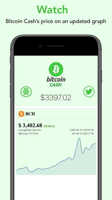 Bitcoin Cash - BCH screenshot three