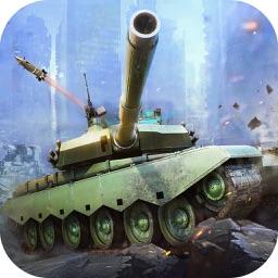 坦克射击-全民坦克战争射击游戏