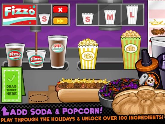 Papa's Hot Doggeria HD screenshot 4