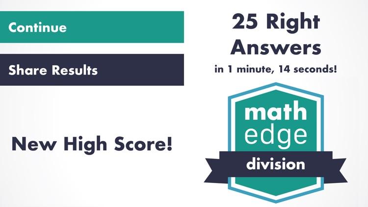 MathEdge Division 2019 screenshot-4