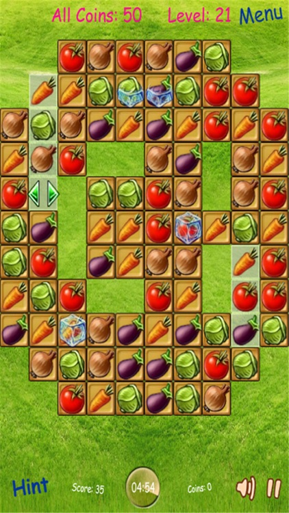 Fruit Match 3 Puzzle screenshot-0