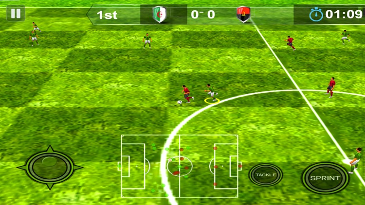 Real Football League Pro screenshot-3