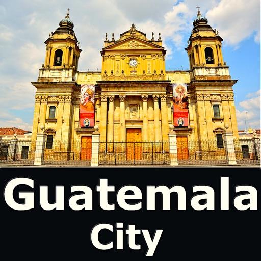 Guatemala City Travel Map
