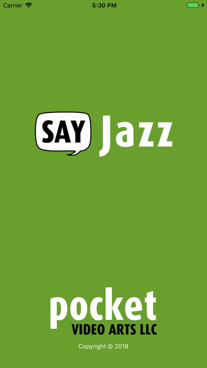 SayJazz screenshot-0