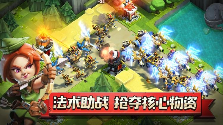 帝国防线:侠盗奇兵-史诗级塔防策略国战手游