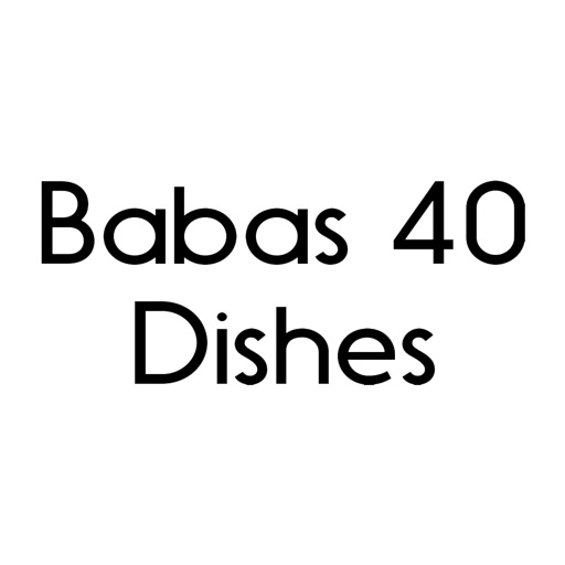 Babas 40 Dishes