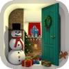 脱出ゲーム Christmas Eve 足音立てずこっそりと - iPadアプリ