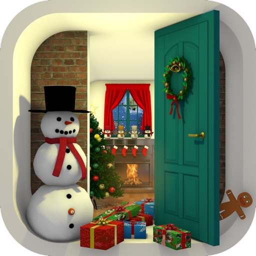 脱出ゲーム Christmas Eve 足音立てずこっそりと