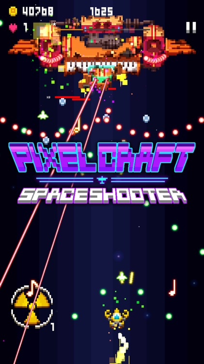 Pixel Craft - Space Shooter screenshot-0