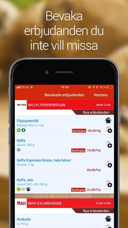 Matpriskollen-Extrapris&Recept screenshot-5