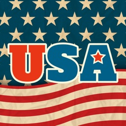 USA Stickers and emoticons