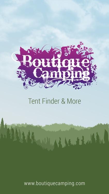 Tent Finder +